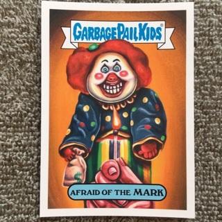 GPK(Afraid Of The Mark)