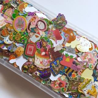 ***HUGE LOT****1000+ Kawaii Sticker Flakes
