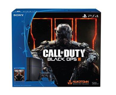 BNIB PlayStation 4 500GB Console - Call of Duty Black Ops III Bundle