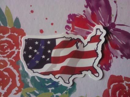 USA Sticker - New : )