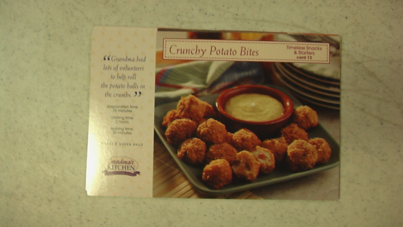 Free: 12 GRANDMA\'S KITCHEN Recipe Cards - Card # 12 s - Other Home ...