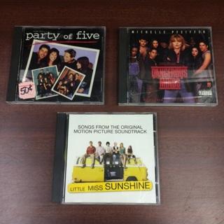 3 CD Soundtracks