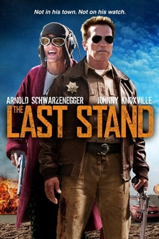 The Last Stand HD Ultraviolet UV Digital Code/Copy From Blu Ray