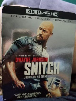 Snitch uv code