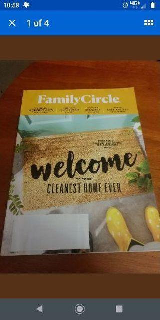 Family Circle Magazine April 2019