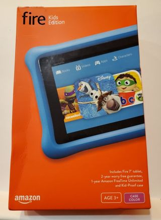 Preowned Amazon Fire Tablet