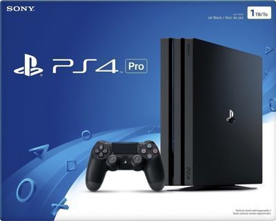 NEW! Sony PlayStation 4 Pro - 1TB - LOWEST GIN!