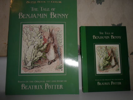"""SOMETHING SO SPECIAL & SWEET FOR """"""""""""EASTER AND YOUR LITTLE ONE""""""""""""!!!! THE TALE OF BENJAMIN BUNNY!!!!"""