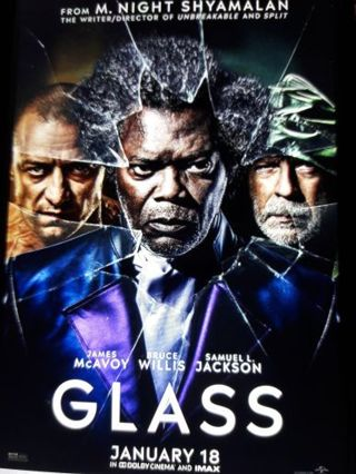 Glass (Digital HD Download Code Only)