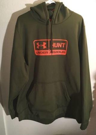 1 UNDER ARMOUR Hoodie Sweatshirt FREE SHIPPING