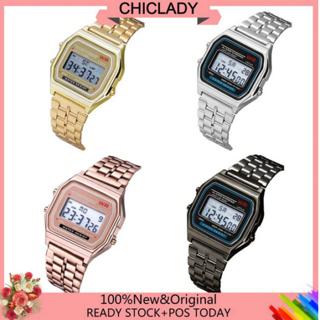 CASIO Men Wrist Watch LED Retro Digital Unisex Classic New MULTICOLORE