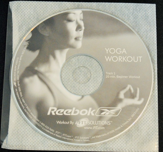Free: Reebok Yoga Workout - 20 Minute Beginner Workout by iFIT