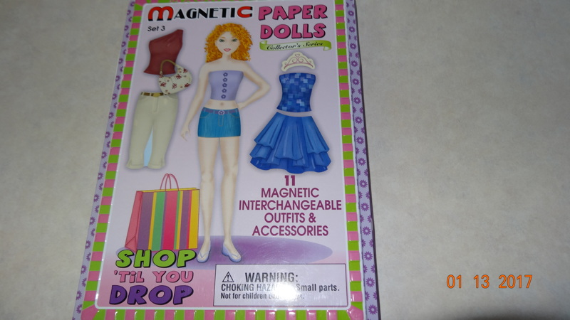 magnetic paper dolls Magnetic & paper dolls do you want to continue shopping keep shopping checkout.