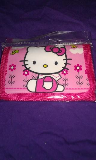BNIP Hello Kitty Wallet****