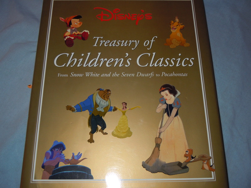 Free: Disney's Treasury OF Children's Classics A Special ...