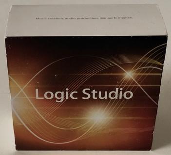 Apple Logic Studio V2.1 Retail - Music Creation / Audio Production DVD Software for Mac