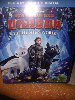 HOW TO TRAIN YOUR DRAGON 3 Th hidden World (( DIGITAL CODE ))