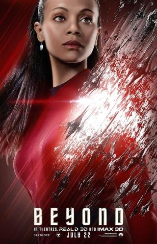 """""""Star Trek Beyond"""" HDX - """"I Tunes"""" Digital Movie Code"""