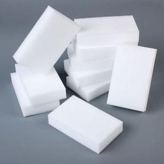 20Pcs Cleaning Magic Sponge Eraser Melamine Cleaner Multi-functional Foam