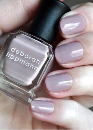 Free: New DEBORAH LIPPMANN Nail Polish in \'SWEET LIFE\' Dusty Rose ...