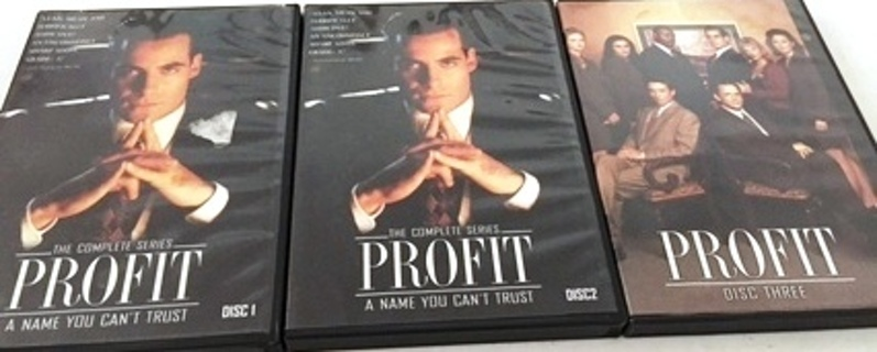 """""""PROFIT""""  The complete series."""