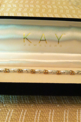 Free Kay Jewelers Diamond Bracelet 1 2 Ct Tw Round Cut
