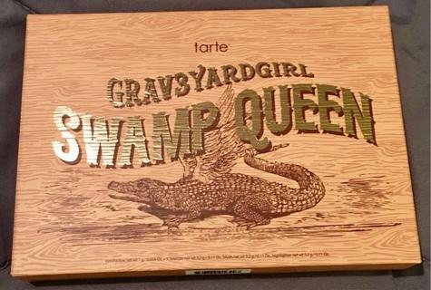Tarte GRAV3YARDGIRL Swamp Queen EyeShadow Palette