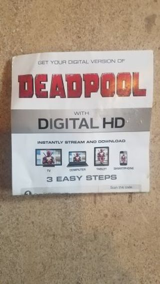 Deadpool (HD code)