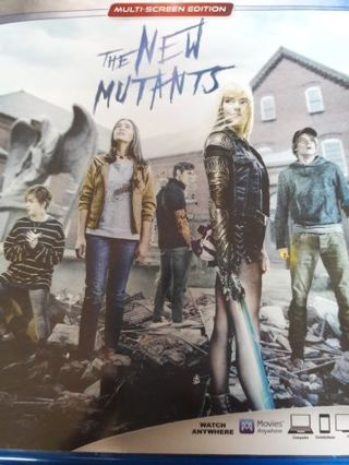 THE NEW MUTANTS HD digital code only (2020)