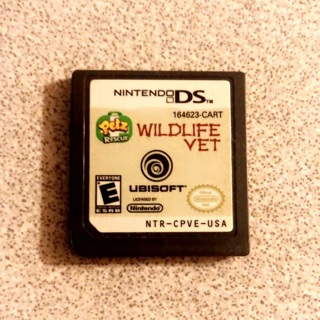 Wildlife Vet Nintendo Ds!