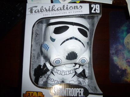 New Funko Fabrikations: Star Wars - Stormtrooper Action Figure