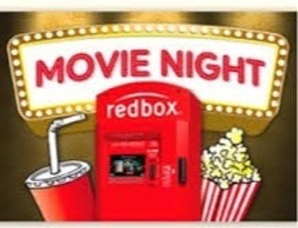 (4) Cheapest Redbox movie codes