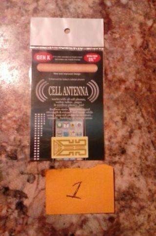 Gen X Cell Antenna # 1