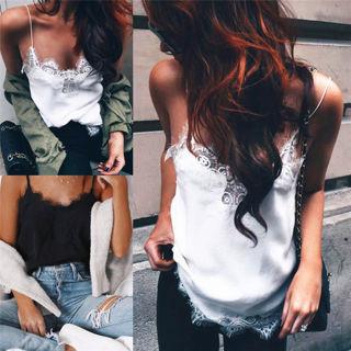 Sleeveless Top Womens Fashion Summer Blouse T-Shirt Blouse Vest Casual Tank Tops