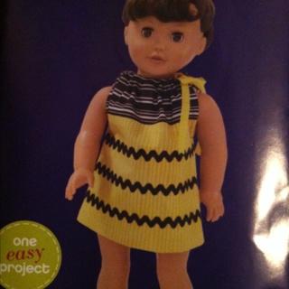 Sewsimple Doll Dresses!