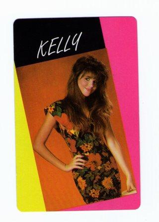 Random Kelly Card