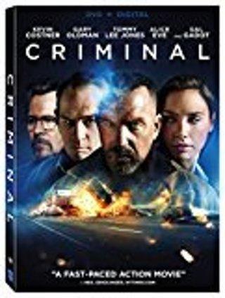 Criminal (2016) Digital Ultraviolet Code