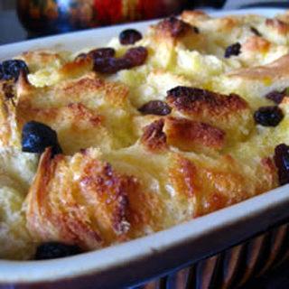yummy bread pudding recipe!