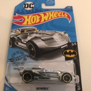 Hot Wheels Batmobile #3/5 Batman