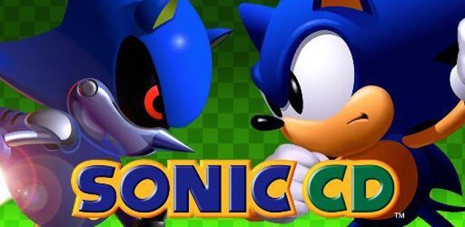 Sonic CD: Full Game Steam Code.