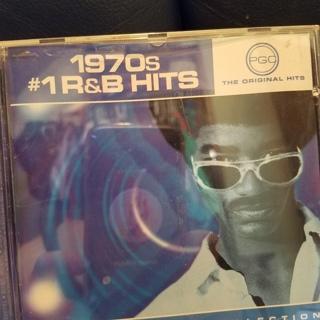 1970s #1 R&B Hits on CD