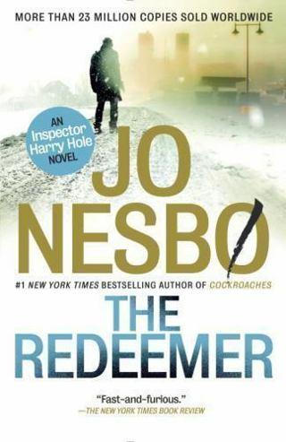 Inspector Harry Hole: The Redeemer by Jo Nesbø (2014, Paperback)