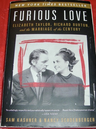 Furious Love, Elizabeth Taylor, Richard Burton, & the Marriage of the Century, Softcover,$16.99value