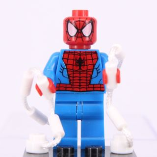 Spider Man Super Hero Minifigure Building Toys Custom Lego