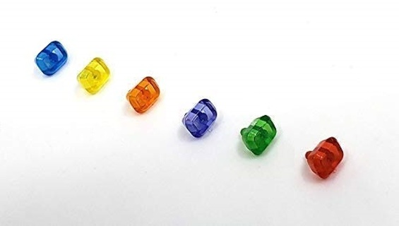 Infinity Stone for Lego & all compatible Choose Color 1