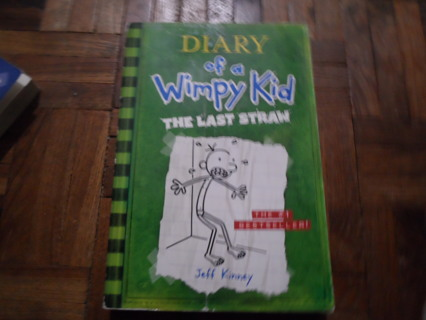 WHIMPY KID BOOK