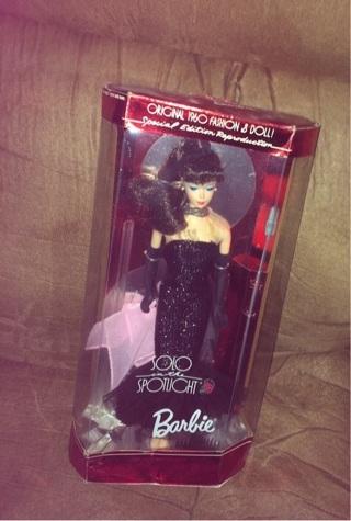 Solo in the Spotlight Barbie Doll