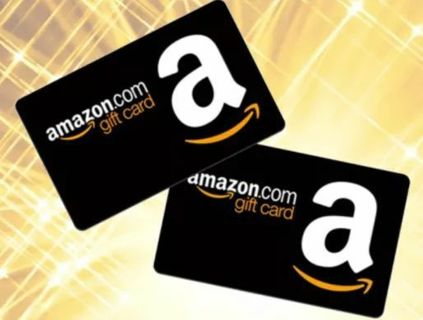 ➡️✝️⭐❤$25.00 AMAZON GIFT CARD DIGITAL❤⭐✝️⬅️