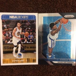 Warriors  Curry/Bell