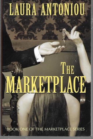 The Marketplace Trilogy by Laura Antoniou *soft covers* bondage erotica